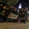 Logo Lxs chicxs de Acción Popular y Barrios de Pie activan por las personas en situación de calle.