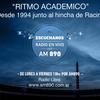 Logo Víctor Blanco en exclusiva hoy en Ritmo Académico 28-6-2017