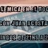 """Logo El """"Cura rockero"""" en Polémica en el Rock"""