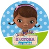 Logo LA DOCTORA JUGUETES SALUDA A DELFI EN POP 101.5