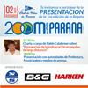 Logo Presentación de la regata mas larga del mundo en agua dulce #200 millas del paraná.