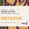 Logo Retazos con Pedro Patzer por Radio a