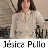 """Logo Jéssica Pullo (Biótico): """"La industria de la moda rápida es una de las que más contamina el agua"""""""