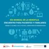 Logo Sobre el Día Mundial de la Hemofilia: Pascual Fidelio en diálogo con Ciudad Universitaria