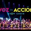 Logo Voz en Acción, el primer Show Choir de La Plata se presenta en el Teatro Opera