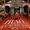 Logo > El #SuperMovil salió a hacer #Turismo #LaPlata #Hoy desde el #MuseoDelAutomóvil, de Jorge Rau