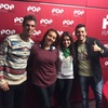 "Logo SJC en POP Radio 101.5 - ""La Vuelta POP"" - 02/05/16"