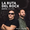 Logo Ojos de Cristal - Rock - La Ruta del Rock - Radio Atilra