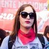 """Logo Antonella Vallejos nos cuenta sobre la """"Marcha del Orgullo LGBTIQ"""" en Florencio Varela"""