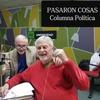 Logo Columna Política PASARON COSAS por Álvaro Ruíz Moreno en Radio Universidad 580 AM