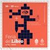 Logo Feria del Libro Mendoza en Radio Con Vos