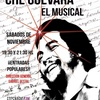"""Logo """"La obra tiene mucha energía, el público sale con aires de revolución"""" Che Guevara, El Musical"""