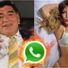 Logo #MomentoFarándula | #MaradonaLeaks: se filtraron audios de Diego, Giannina y Rocío Oliva