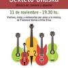 Logo Jóvenes músicos de cuerdas, de la Escuela de Arte de Varela, se presentarán en Villa Elisa