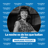 """Logo """"La noche es de los que bailan – Edición sábado"""" conducido por Mariana Fossati - 10/04/2021"""