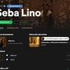 Logo SEBA LINO - MMMM (me levanto)