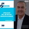 """Logo #EDITORIAL >> """"¿Pelean? No, se están reproduciendo"""" Por: Antonio Novas - Radio 10"""