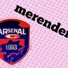 Logo Fernando Sánchez del Merendero de Arsenal de Caraza, en Late x Vos