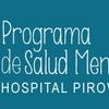 Logo Entrevista con miembros del Programa de Salud Mental Barrial del Hospital Pirovano