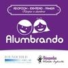 """Logo Entrevista Radial a """"ALUMBRANDO"""" en la campaña ADOPCION-IDENTIDAD-FAMILIA"""