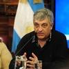 Logo Mario Lozano, virólogo, investigador del CONICET y ex rector de la UNQ, en #CaballeroDeDía