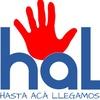 Logo ASI PROMOCIONAMOS HAL EN CUARENTENA - JUEVES DE 19.30 A 20.30 POR FACEBOOK/RADIOCONAGUANTE