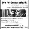 """Logo Víctor Hugo habla de """"Eva Perón Resucitada"""" de Vicente Zito Lema"""