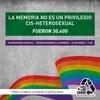 """Logo Transmisión especial de Radio Las Cavas """"Transformando la Memoria"""" 1er Bloque"""