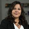 """Logo Mónica Marquina, precandidata a diputada nacional en la lista de Rubinstein, en """"Cinco Barra Cinco"""""""