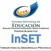 Logo En InSET-CO continúan abiertas las inscripciones hasta el 19 de marzo para sus tres carreras