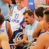 Logo Mauro Varela- dt de la Selección argentina masculina BASQUET