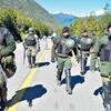 """Logo """"Dispararon a matarlo"""" María Nahuel sobre la muerte de Rafael Nahuel baleado en represión mapuche"""