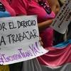 Logo Ley de cupo laboral trans e informe de Xumek del área de género - Soledad Gil #GéneroYDiversidades