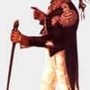 Logo El bufón mazorquero - Walter Alegre - QVLI - AM 750