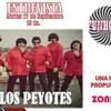 """Logo FUNHOUSE 17/10/20 Entrevista: David Peyote de """"LOS PEYOTES"""""""