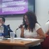 Logo Sandra Oviedo, en dialogo con Radio Universidad 89.1
