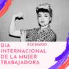 Logo Desde la Gente Cba IMFC- Visión de Géneros Dia de la Mujer Trabajadora