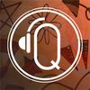 """Logo La voz más buscada """"Agustina Käpmpfer"""" con el equipo de QueTupé"""
