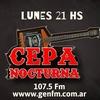 Logo 22° Emisión de CEPA NOCTURNA