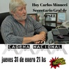 Logo Entrevista a Carlos Minucci