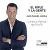 Logo El @riflevarela le contesta al Negro Oro en radio @Rivadavia630