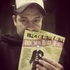 """Logo Dany Jiménez habla del libro """"Villa Gesell Rock&Roll"""" en Vorterix.com"""