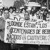 """Logo """"El Estado ha hecho poco para determinar cuál fue el paradero final de los desaparecidos"""""""