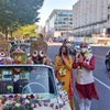 Logo Embajador Dinesh Bathia en el Festival de la India Espiritual | Ratha Yatra Buenos Aires 2020