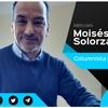 Logo #ColumnaLU14 Moises Solorza