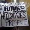"""logo """"La secundaria del futuro"""", según el gobierno de la Ciudad @llevalopuesto"""