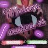 """Logo """"Medicina música es, El Cristo como símbolo de totalidad"""""""