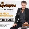 Logo Matias Morla con Ari Paluch