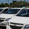 Logo Tres jóvenes asaltaron a un taxista que al verse amenazado se arrojó del auto en movimiento