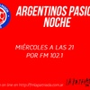 Logo Entrevista de Argentinos Pasión con Daniel Ferreiro Presidente de la B